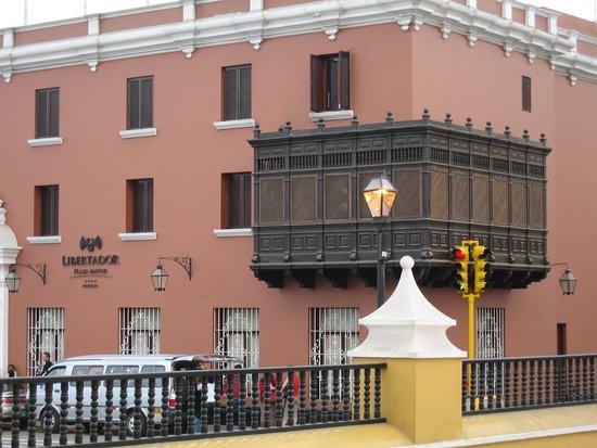 Trujillo, Perú: hotel in typische stijl