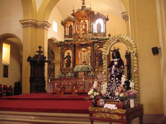 Trujillo, Perú: altaar