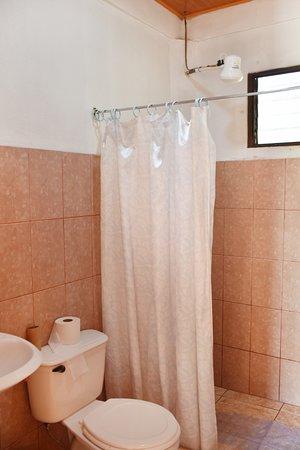 Servicio y ducha de casitas