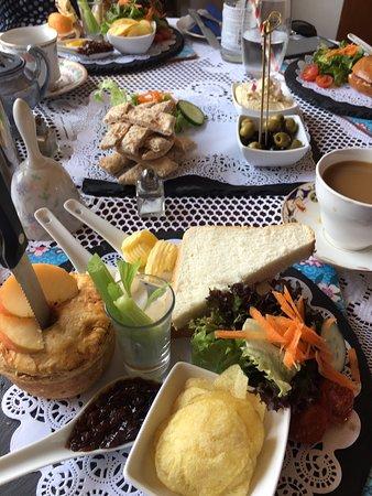 Фотография Lavenham Blue Vintage Tea Rooms
