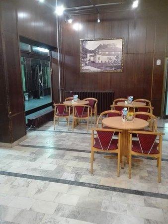 Topusko, Croatia: Uno dei Bar interni alla struttura