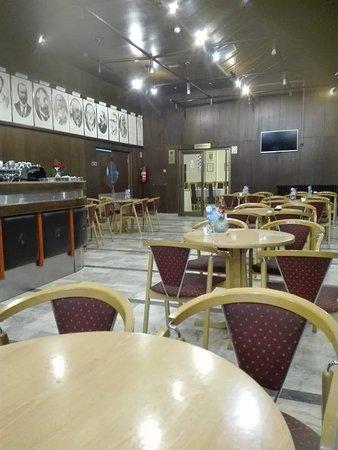 Topusko, Croatia: Uno dei Bar della struttura