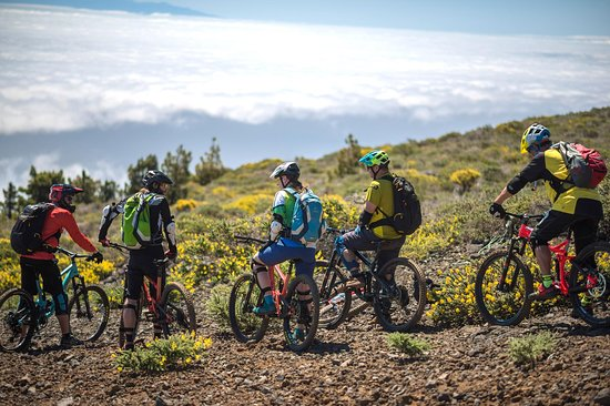 MountainRide La Palma