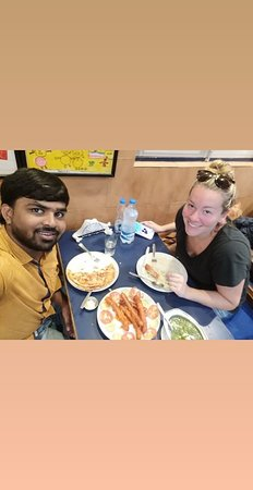 A Journey of A lifetime: Lunch!!