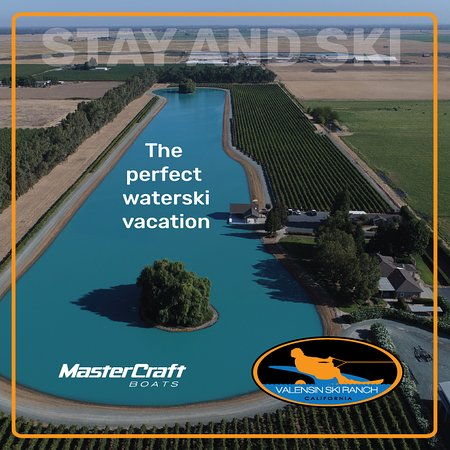 The Perfect Water Ski Vacation!