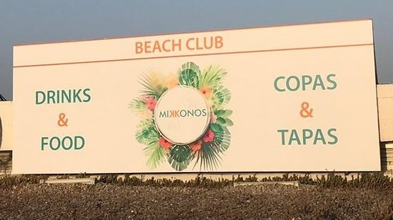 Mikkonos Beach Club