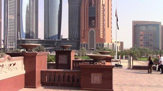 Emirates Palace: Icona del lusso e della architettura