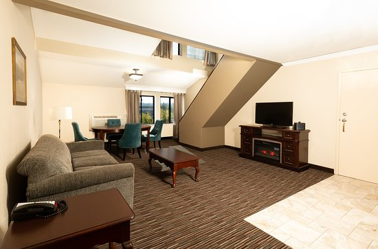 Two Story Suite.