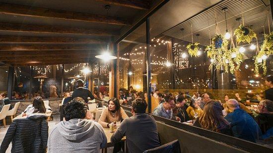 B Restobar Lounge - Machalí: B - Restobar lounge
