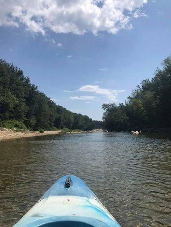 Self-Guided Saco River Kayak Trip: Saco River