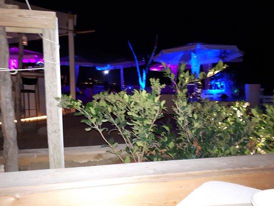 Mojito Beach Riccione: Fantastica atmosfera