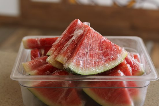 Sticky Thighs: Watermelon??? Yessss please!