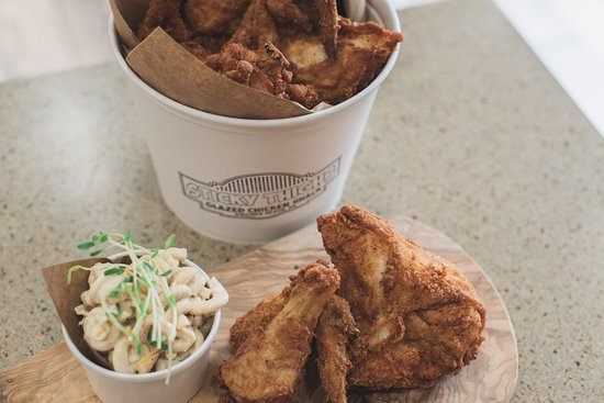 Sticky Thighs: Let us cater your next event! Crispy fried chicken!