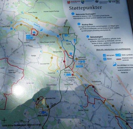 Vonge 丹麥 Gudenaaens Udspring 旅遊景點評論