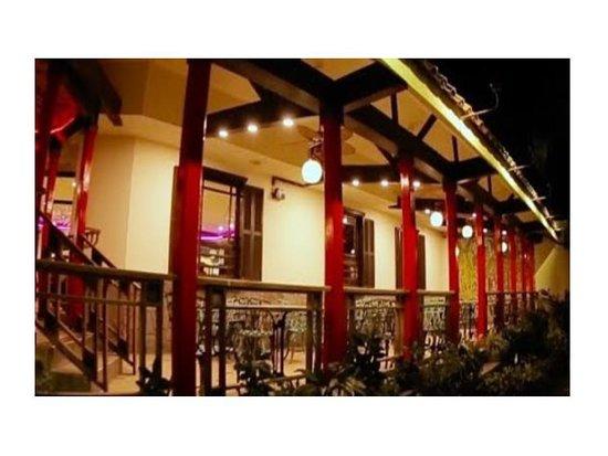 Restaurante Dynasty: Terraza / Terrace