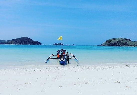 Senggigi, إندونيسيا: Tanjung Aan Beach