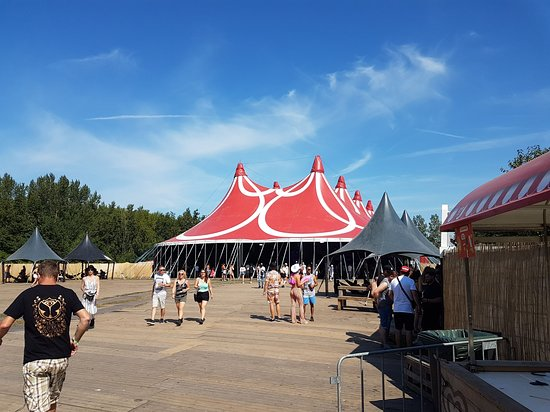 Mysteryland: Big Top