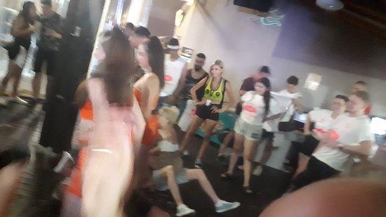 Připojte dívčí párty