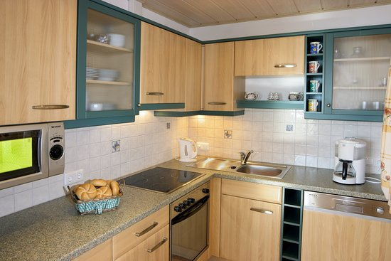 Küche Apartment Edelweiß