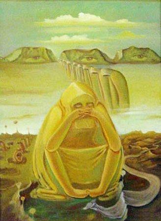 Renaissance  Surrealsim of Mourad Fouad ,Surréalisme, Illusion, Canada, Quebec, Montréal, Egypt , surréaliste