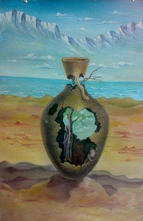 Surrealsim of Mourad Fouad - 2006 ,Surréalisme, Illusion, Canada, Quebec, Montréal, Egypt , surréaliste