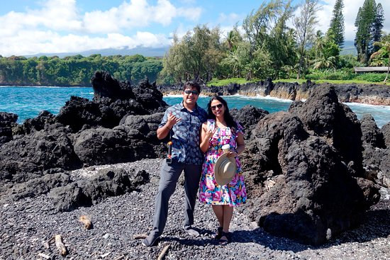 you'll visit historical sites and learn about Maui nature during Famous Road to Hana, Tropical Rainforest, Waterfalls, Beaches & Lunch