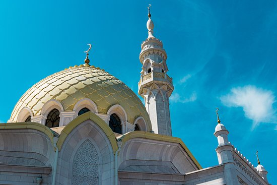 dome & minaret detail