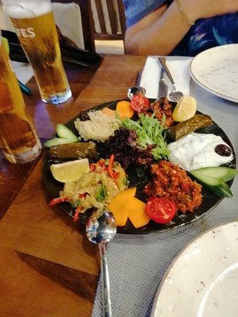 Circular kebab