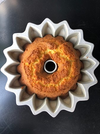Lemon&Gingwr Cake Lümonlu&Zencefilli Kek