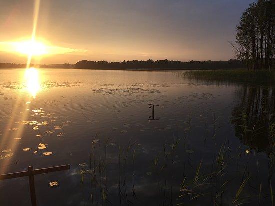 Poland  Small lake Purda