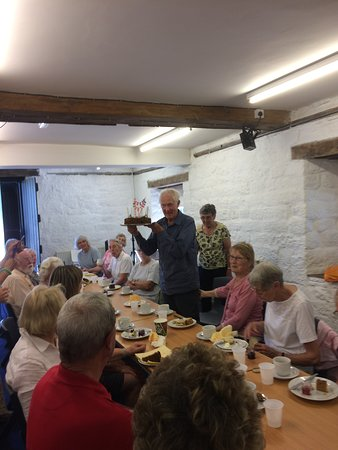 Cromford Mill: Birthday celebration with afternoon tea