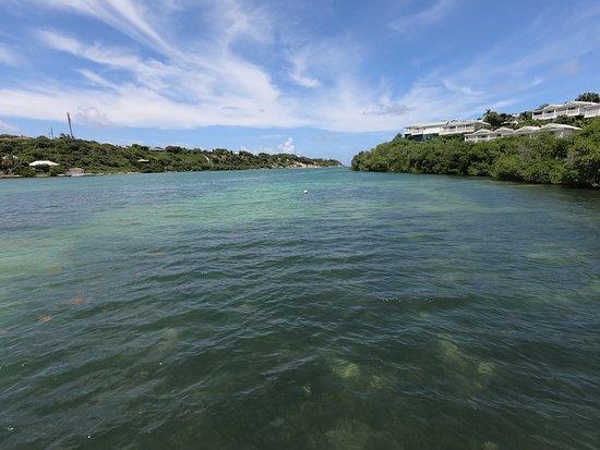 The Verandah Resort & Spa - All Inclusive: View from Rasta Beach