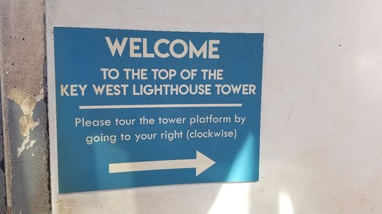 Key West Lighthouse and Keeper's Quarters Museum – fotografija