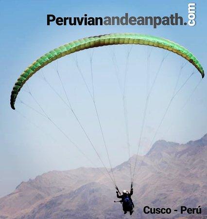Paseos en parapente en Cusco - Perú, una manera diferente de ver el mundo, a seguir volando...✌