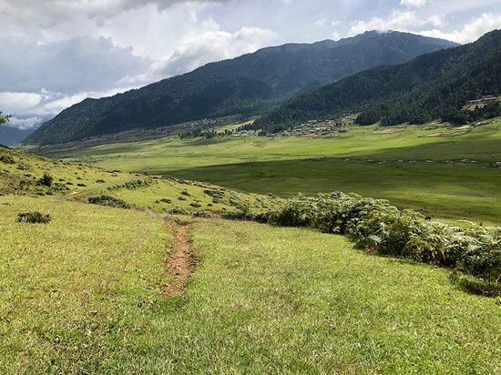 بوتان: Un randonnée perdue