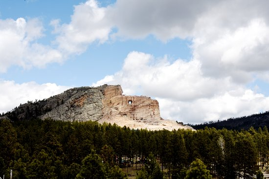 Crazy Horse, SD: One of the greatest project