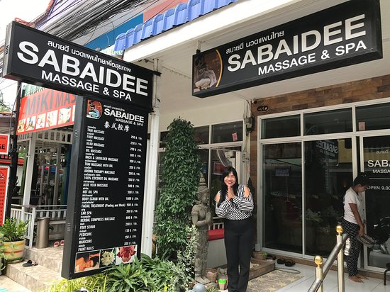 ‪Sabaidee Massage And Spa‬