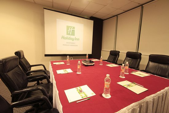 Holiday Inn Parque Fundidora: Meeting room