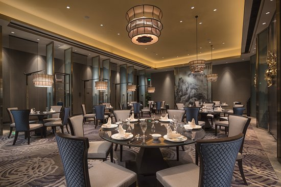 Crowne Plaza Harbin Songbei: Restaurant