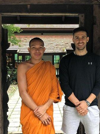 Chiang Mai, Thajsko: What Pha Lat