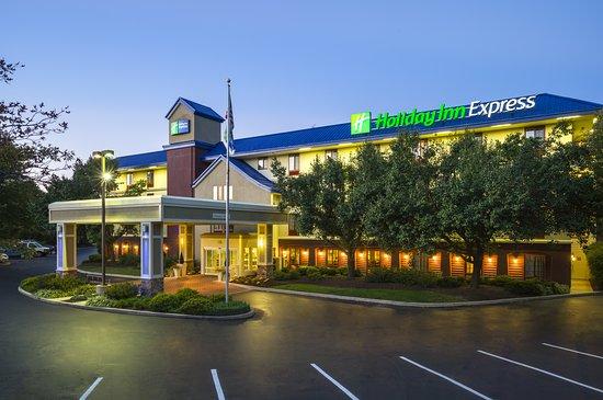 Holiday Inn Express Frazer - Malvern: Exterior