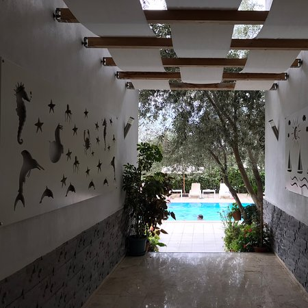 Temiz rahat güzel havuzlu bahçeli manzaralı merkeze yakın