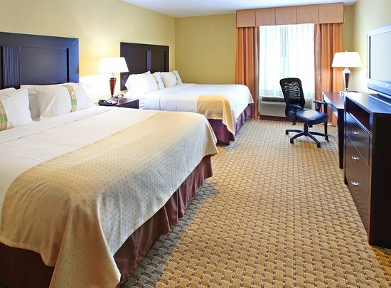 Holiday Inn & Suites Rogers - Pinnacle Hills: Suite