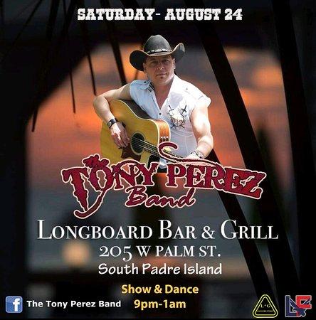 Tony Perez Band