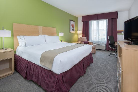 Holiday Inn Express Hotel & Suites Clute Southwest: Guest room