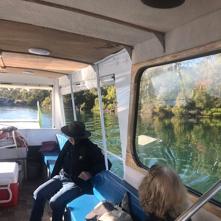 Leven River Cruises are most enjoyable and educational.  Linking the river's bird life, natural native vegetation of eucalyptus and endemic tea trees along with a settlement history makes this cruise extremely interesting and beautiful