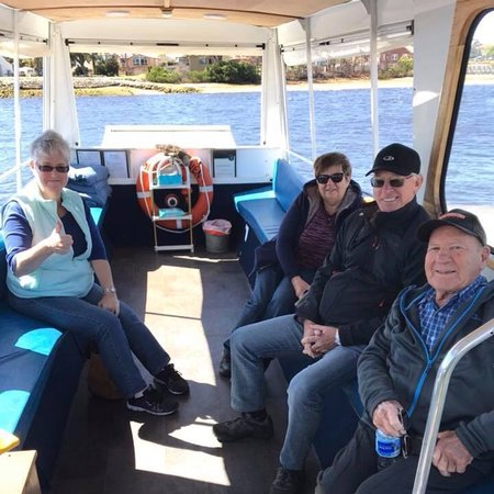 Great times on the Leven River Cruises, Ulverstone Tasmania. Enjoy nature, history and educational interactive cruises on the Leven River. Interesting Cruises for a diverse audience, for those interested in a day out with family or friends.