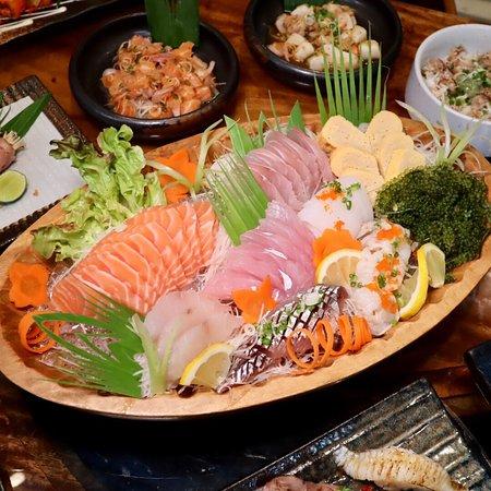 Okami Sushi Premium Buffet A La Carte
