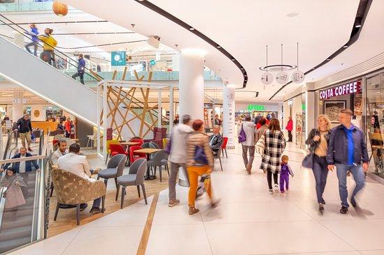 Galeria Handlowa Madison Gdańsk Madison Shopping Centre Gdansk