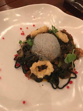 OPIA, Dining Destination: Black Ink Noodle